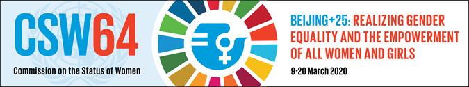 Konferenz Der Frauenrechtskommission Der UN (CSW 64) : Ergosom-Workshop  Genehmigt